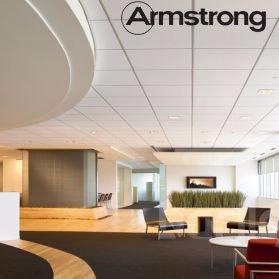 Armstrong акустик дүүжин таазны систем