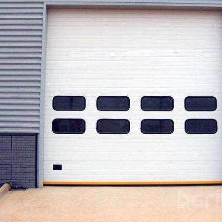 Үйлдвэрийн автомат хаалга