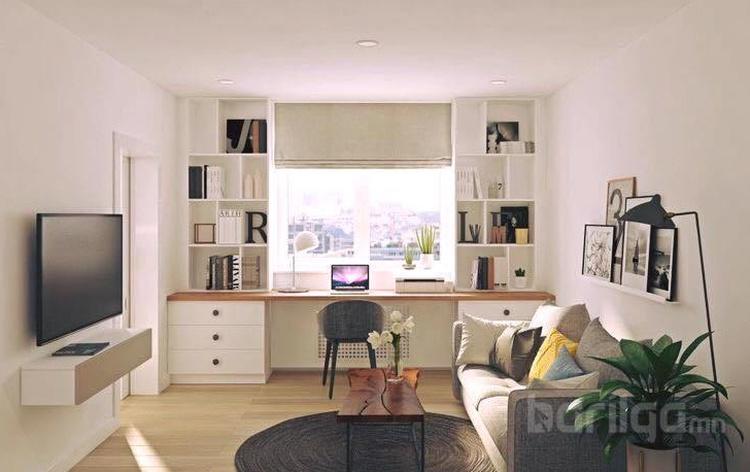 Цонхны тавцан, цонхны хэсгийн орон зайг хэрхэн үр ашигтай, оновчтой ашиглах вэ
