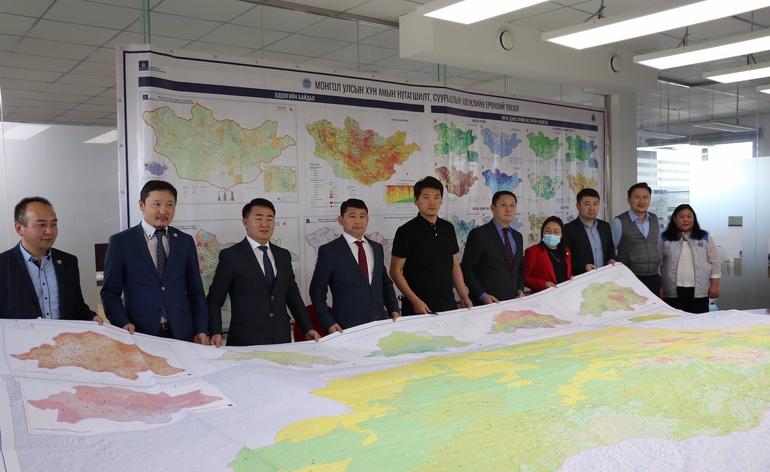 Монгол улсын нийт нутаг дэвсгэр, хот суурин газруудын хот байгуулалтын үнэлгээ