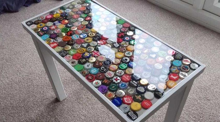 Өвөрмөц ширээгээ өөрсдөө бүтээх нь