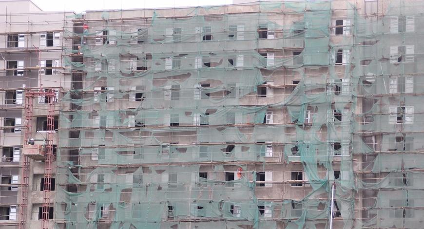 Хөдөлмөрийн аюулгүй байдал хангаагүй  барилгуудын үйл ажиллагааг зогсоожээ