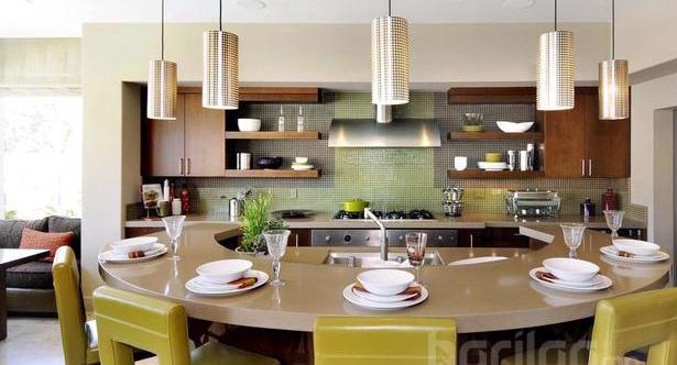 Бага зайтай гал тогооны өрөөний дизайн шийдлүүд №02