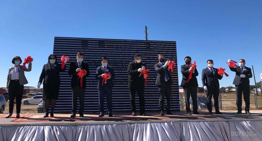 Монгол инженерүүд цаг уурын нөхцөлд тохирхуйц цэвэрлэх байгууламжийн шийдэл гаргаж чадлаа