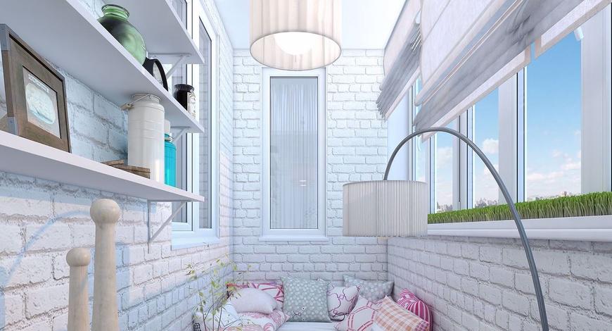 Балконоо унтлагын өрөө болгох гэж байгаа бол анхаарлаа хандуулна уу