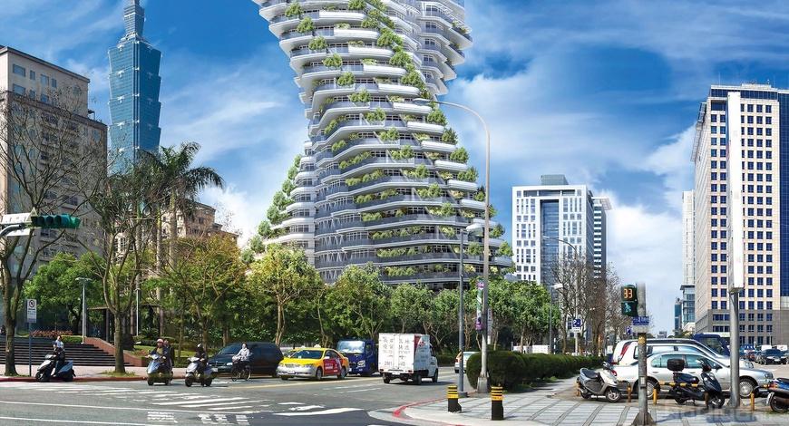 """""""The Agora Garden""""- Технологийн гайхамшигт бүтээн байгуулалт"""
