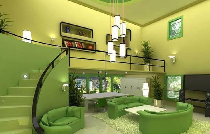 Ногоон өнгө таны гэрт амар амгаланг мэдрүүлнэ