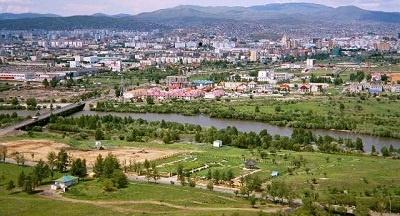 Улаанбаатар хот 1950 оноос төлөвлөлттэй болжээ