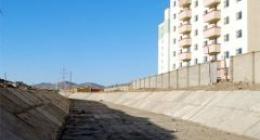 Улаанбаатарт 130 км урт үерийн хамгаалалтын далан бий