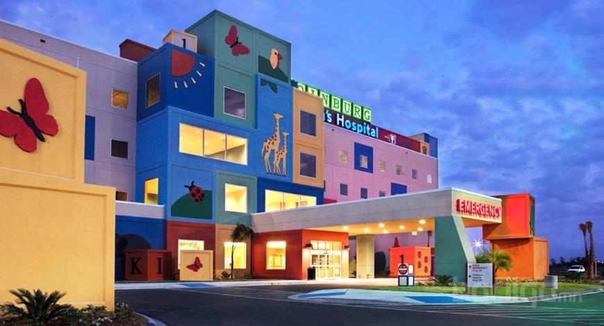 Хүүхдийн эмнэлэгийн орчин нөхцөл маш чухал